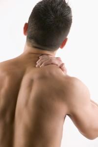 Un massage du dos pour soulager les tensions